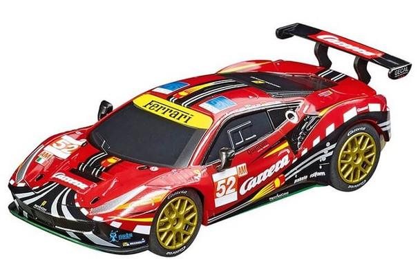 Carrera GO Ferrari 488 GTE AF Corse Carrera 1/43 slot car 20064179