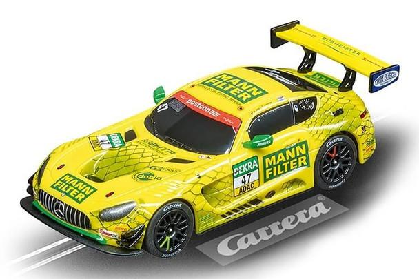 Carrera GO Mercedes-AMG GT3 Mann-Filter Team HTP 1/43 slot car 20064169