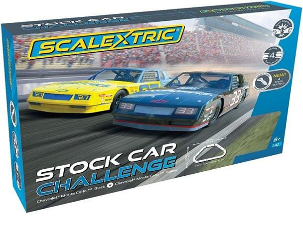 Scalextric Stock Car Challenge race set box
