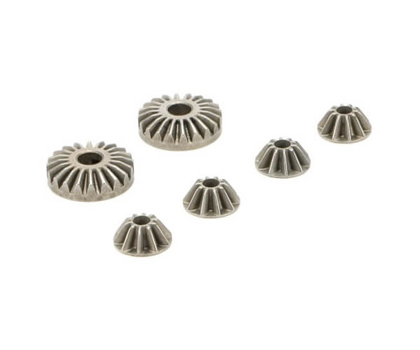 Redcat Racing RC-MT10E differential bevel gear set 510106