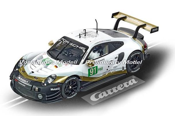 Carrera DIGITAL 124 Porsche 911 RSR #91 1/24 slot car 20023891
