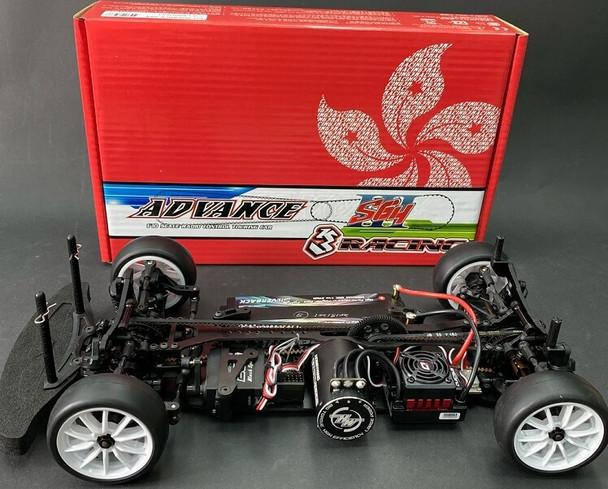 3Racing Advance S64 1/10 RC touring car kit