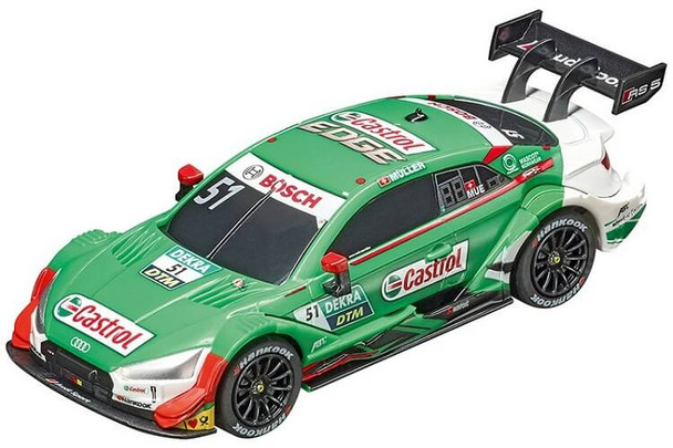 Carrera GO Audi RS 5 DTM N Muller 1/43 slot car 20064172