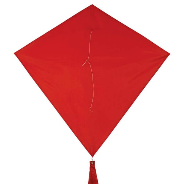 In The Breeze 30 inch Cherry Colorfly diamond kite 3299