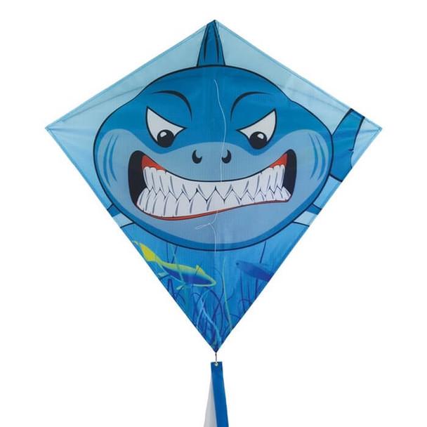 In The Breeze 30 inch Shark diamond kite 3219