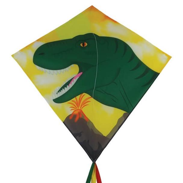 In The Breeze 30 inch Dinosaur diamond kite 3275