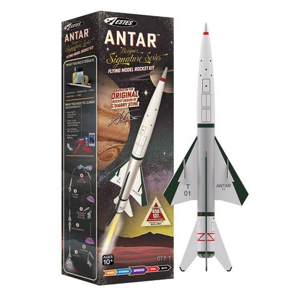 Estes Antar flying model rocket kit 7310