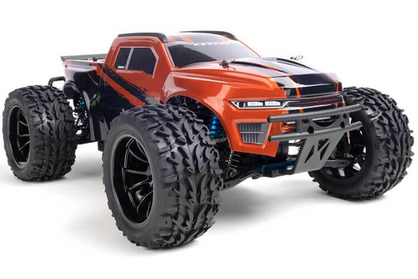 Redcat Volcano EPX PRO brushless 4x4 1/10 RC monster truck copper