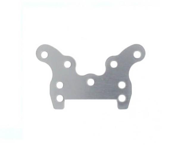 Redcat Blackout aluminum front brace BS213-008