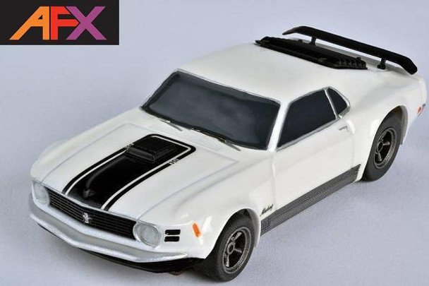 Afx Mega G Mustang Mach 1 Ho Slot Car 22000