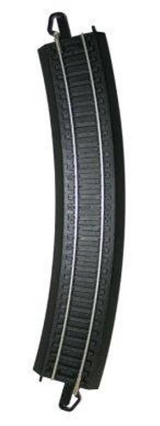 Bachmann 18 inch radius curved HO scale E-Z track - bulk 44480