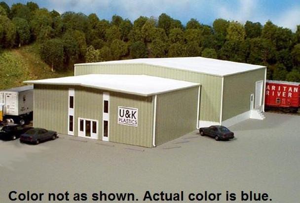 Pikestuff HO scale U&K Plastics building kit 541-0102