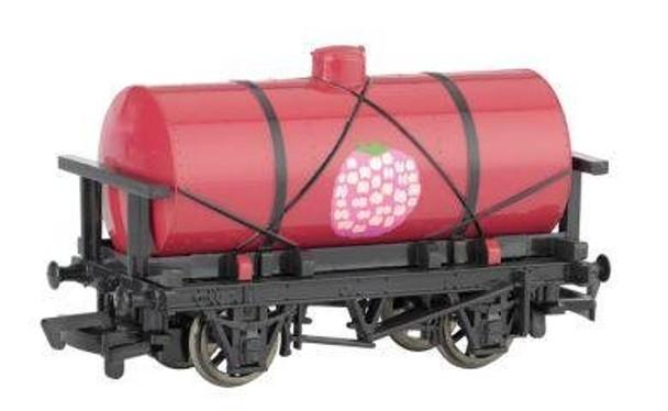 Bachmann HO Thomas & Friends Rasberry Syrup Tanker 77033