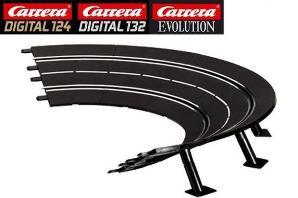 Carrera 1/30° high banked curve track 20020574