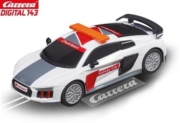 Carrera DIGITAL 143 Audi R8 V10 Plus safety car