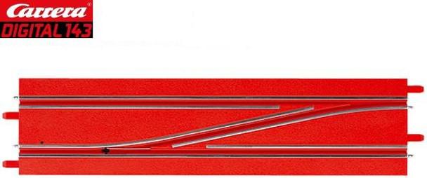 Carrera DIGITAL 143 Left Lane Change Track 42003