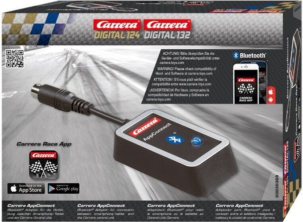 Carrera Digital 124/132 AppConnect packaging 20030369