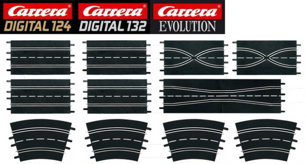 Carrera DIGITAL 124 / DIGITAL 132 / Evolution track extension set 2