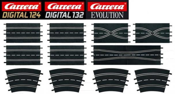 Carrera DIGITAL 124 / DIGITAL 132 / Evolution track extension set 2