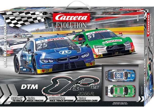 Carrera Evolution DTM Ready to Roar race set box 20025237