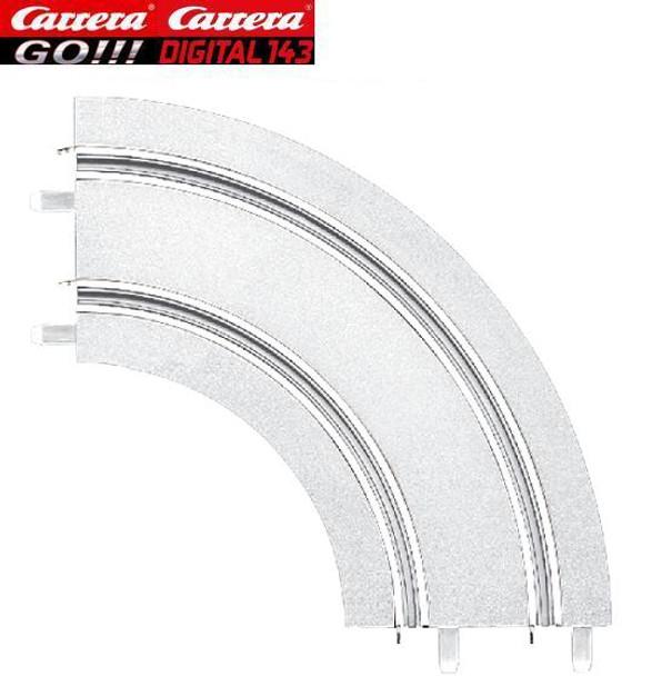 Carrera GO 1/90 degree ice curve 61644