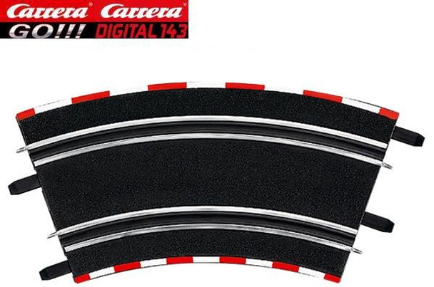 Carrera GO 2/45 degree high banked curve 61646
