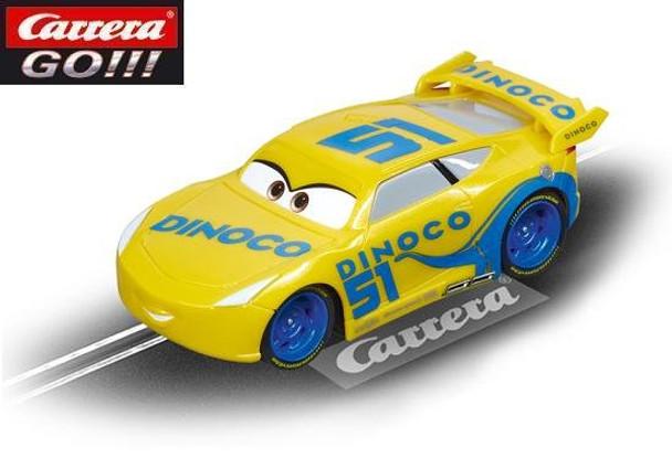 Carrera GO Cars 3 Dinoco Cruz 1/43 slot car