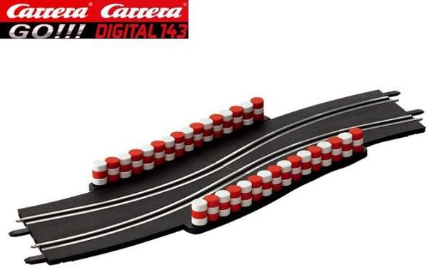 Carrera GO chicane track 61647