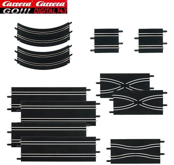 Carrera GO track extension set 2 61601