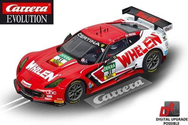 Carrera Evolution Chevrolet Corvette C7R Whelen 1/32 slot car 20027548