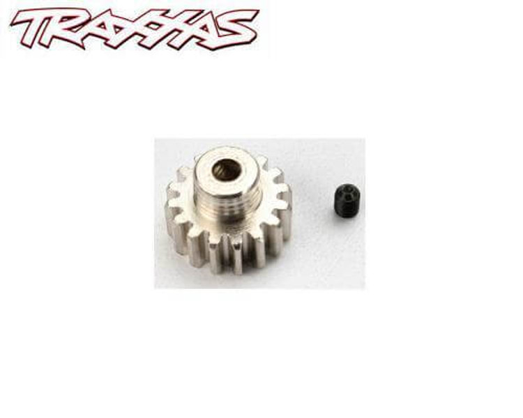 com 1.0 metric pitch 11-T pinion Traxxas Gear fits 5mm shaft // set s TRAXXAS