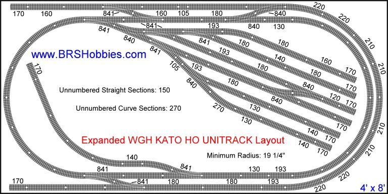 Expanded WGH KATO HO UNITRACK Layout photo ExpandedWGH.jpg