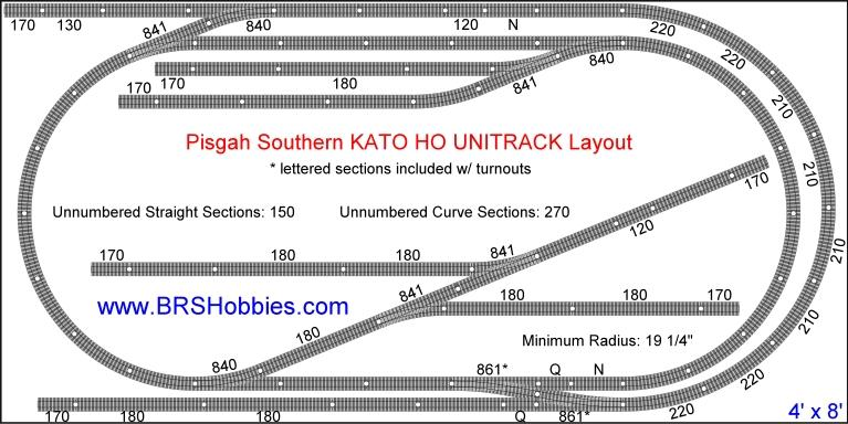 Pisgah Southern KATO HO UNITRACK Layout photo PisgahSouthern.jpg