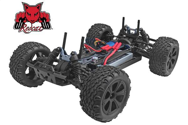 Redcat Blackout XTE PRO Brushless 1/10 RC Monster Truck Chassis