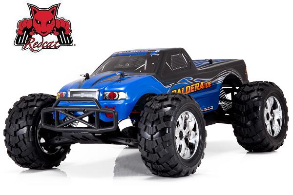Redcat Caldera 10E Brushless 4WD 1/10 RC Monster Truck RTR
