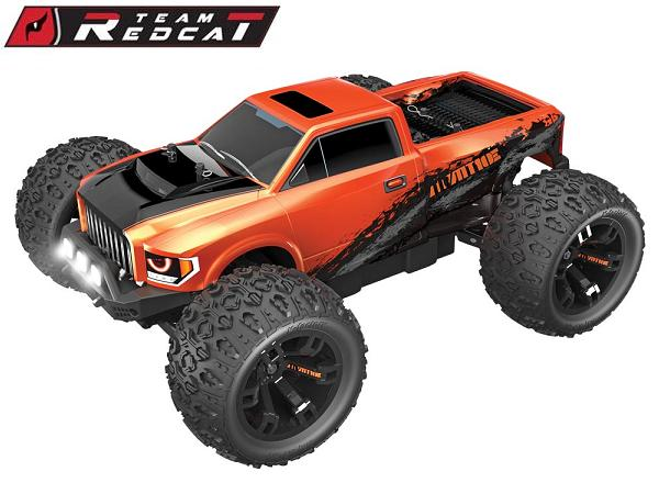 Team Redcat TR-MT10E Brushless 1/10 RC Monster Truck