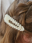 Pearl Triangle Clip (Set of 2)