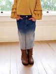 Faded Perfection Modest Denim Skirt *Girls*