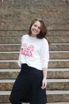 The Chic Fil A Graphic Sweatshirt