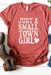 Small Town Girl Graphic Tee