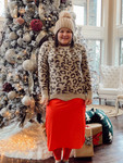 Best Dressed Leopard Sweater *Final Sale*