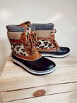 Duck Boots *Leopard*