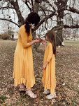 Willow Swing Dress Yellow/White Stripe *Womens*