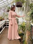 Enchanted Evening Dress *Blush*