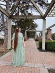 Summer Long Romance Lace Dress *Sage*