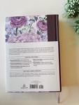 KJV Study Bible Large Print (Violet Hummingbird Edition)
