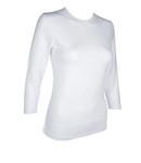 Basic Layering Top White