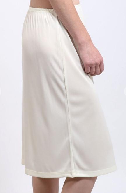 Basics Ivory Half Slip