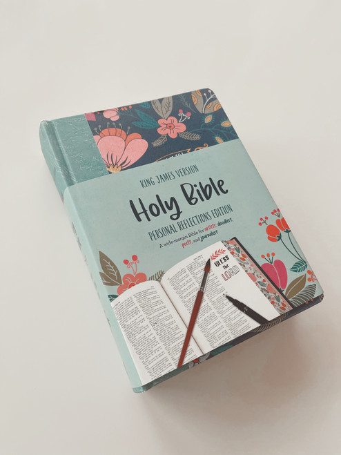KJV Holy Bible Personal Reflections Edition