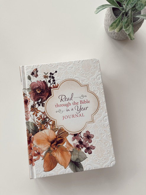 Read The Bible in a Year Journal